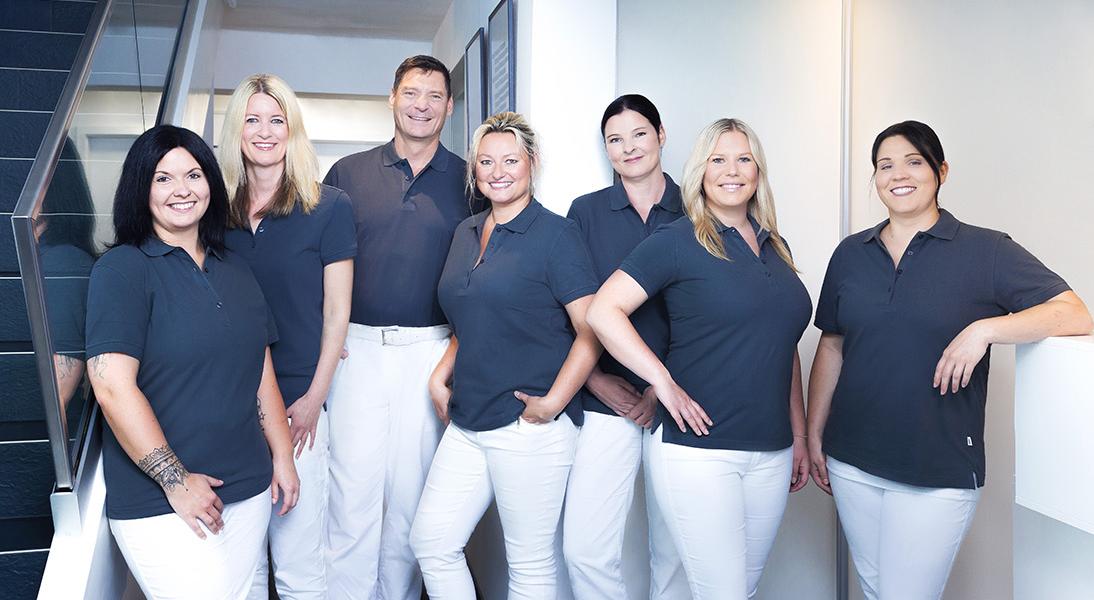 Praxis für Zahnheilkunde in Ebersdorf - das Team